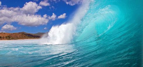 Spots de surf dans le monde -