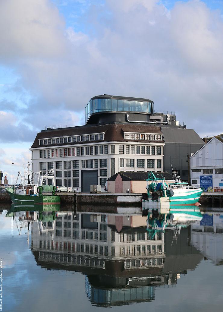 Normandie - Ouverture du musée Les Pêcheries à Fécamp