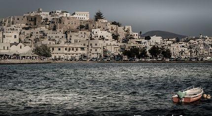 Chora à Naxos