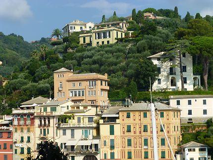 Splendeur italienne à Portofino