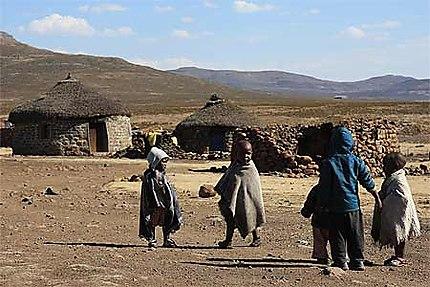 Enfant du Lesotho