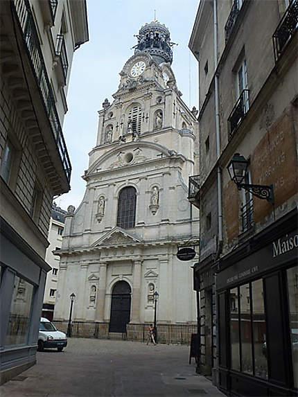 Eglise Sainte-Croix à Nantes