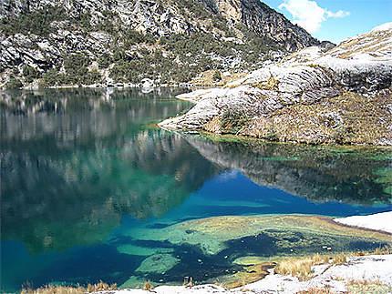 Laguna Churup - Cordillera Blanca