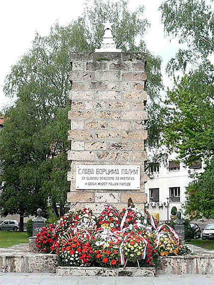 Monument aux Partisans