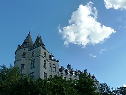 Un château à Durbuy