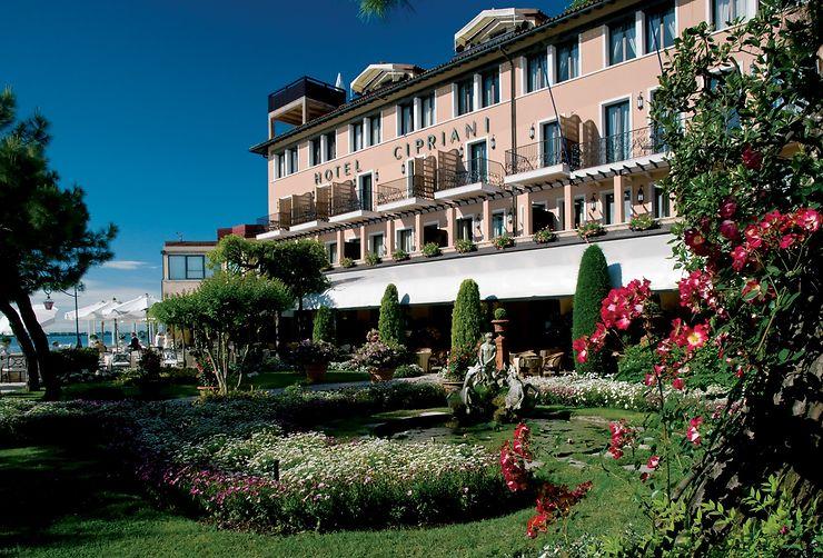 Venise - Hotel Cipriani