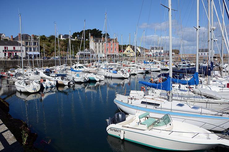 Groix, l'île au large de Lorient