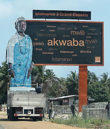 Akwaba - Bienvenue