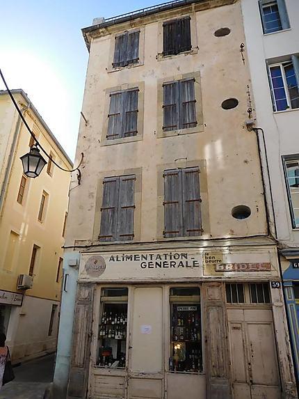 Ancienne boutique
