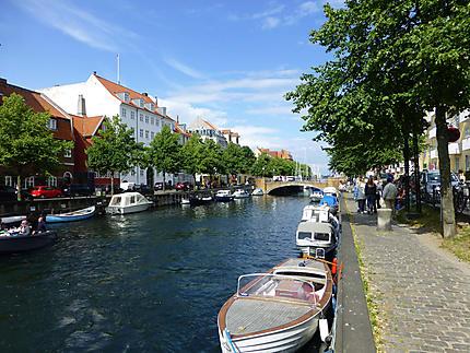 Les quais de Christianshavn