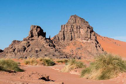 Tin Merzouga - Comme à Monument Valley ;)
