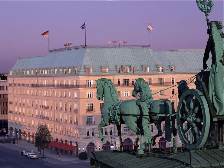 Berlin – Hôtel Adlon