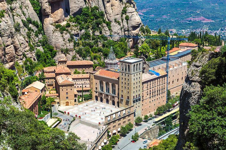 Montserrat, monts et merveilles de Catalogne