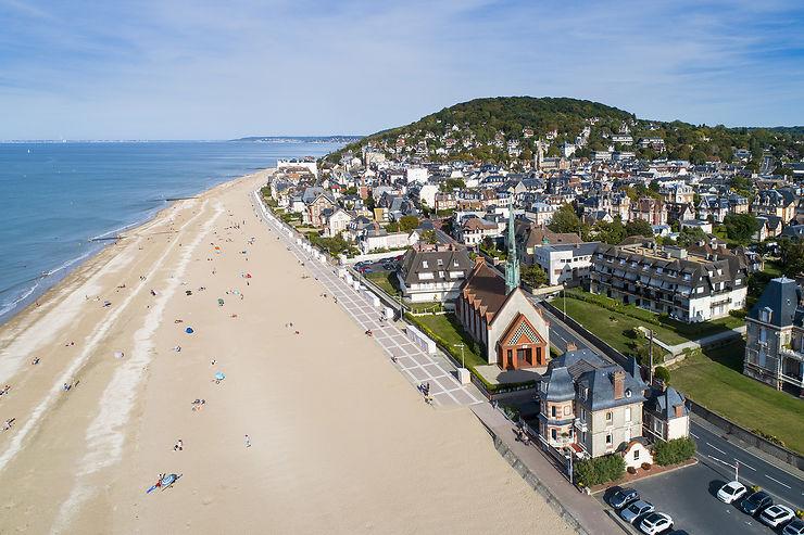 Calvados : la Côte Fleurie insolite, entre Deauville et Cabourg