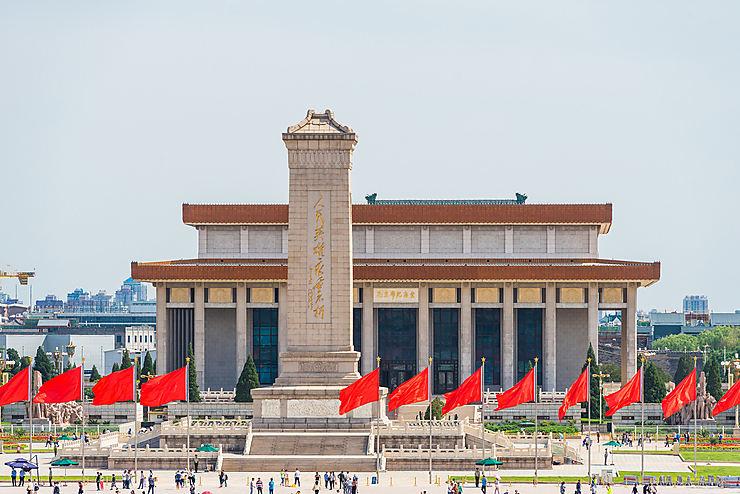 Prendre la mesure de l'histoire sur la place Tian'anmen