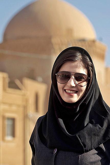 Iranienne de Yazd