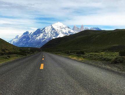 Grandes étendues en Patagonie chilienne
