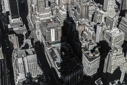 L'ombre de l'Empire State Building