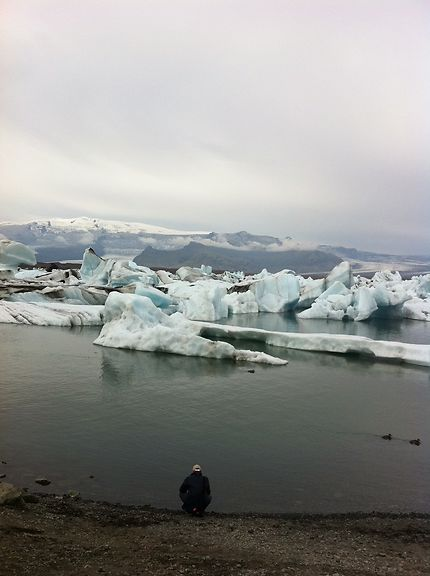 Paysage islandais à Höfn