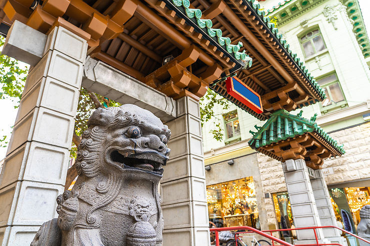 Le plus grand Chinatown hors d'Asie !