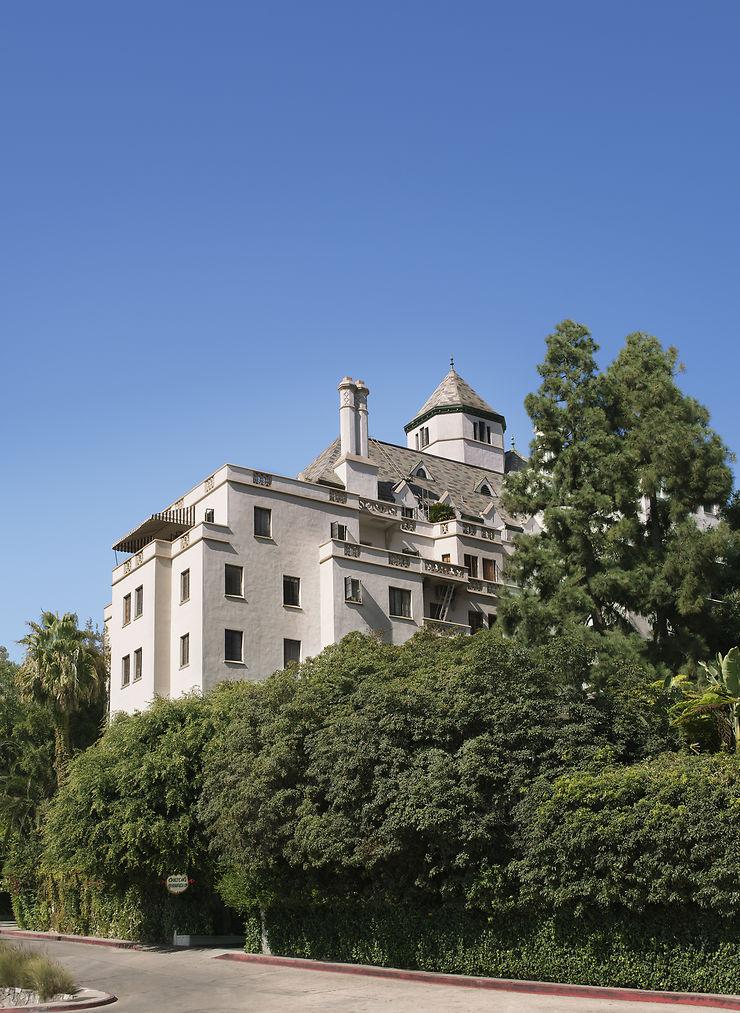 Los Angeles - Château Marmont