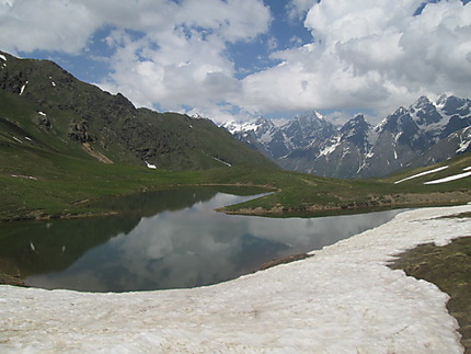 Lacs de Koruldi