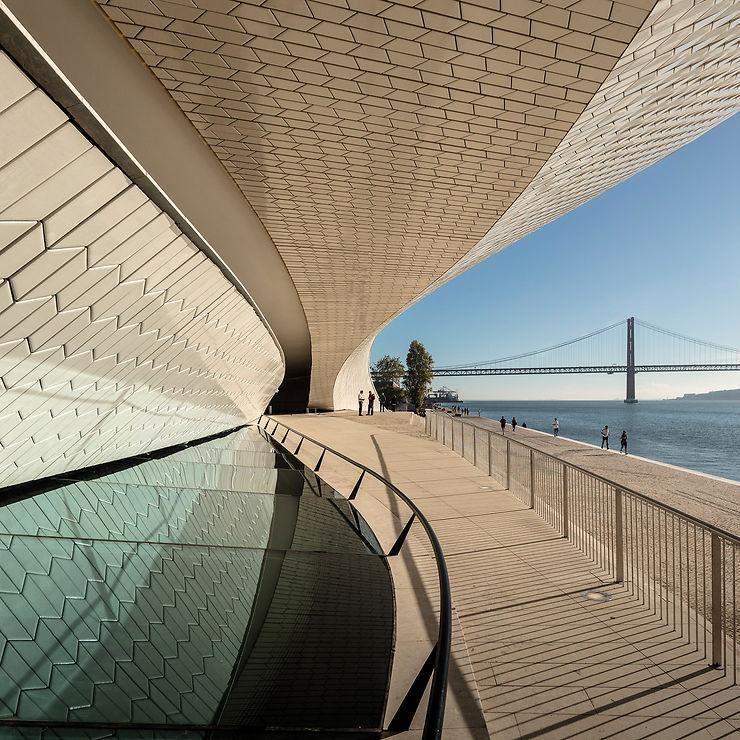 Apprendre en s'amusant au Museu de Arte, Arquitetura e Tecnologia (MAAT)