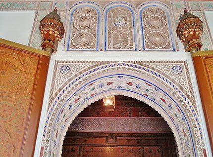 Chef d'oeuvre de l'architecture marocaine