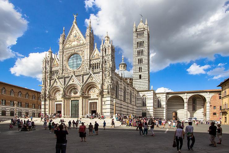 Le Duomo de Sienne, une cathédrale unique