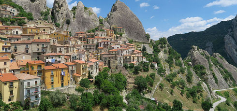 La Basilicate : l'Italie secrète - Jean-Philippe Damiani