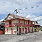 Maison coloniale à Saint-Laurent-du-Maroni