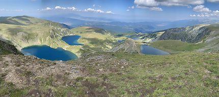 Les 7 lacs