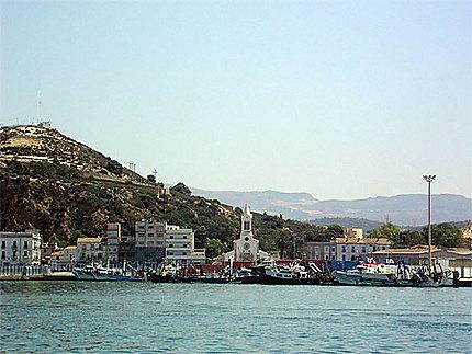 Port de ghazaouette