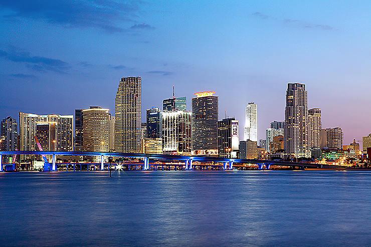 Trois jours à Miami