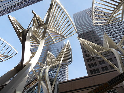Architecture nord américaine