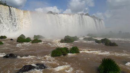 Iguaçu les plus belles chutes du monde