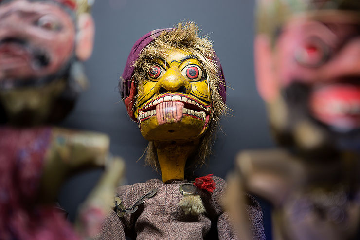 Découvrir l'univers magique des marionnettes au Museu da Marioneta