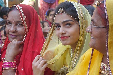 Festival du désert à Jaisalmer, Inde