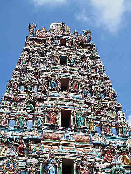 temple hindou georgetown   temples   george town   u00eele de