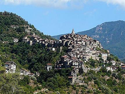 Village d'Apricale