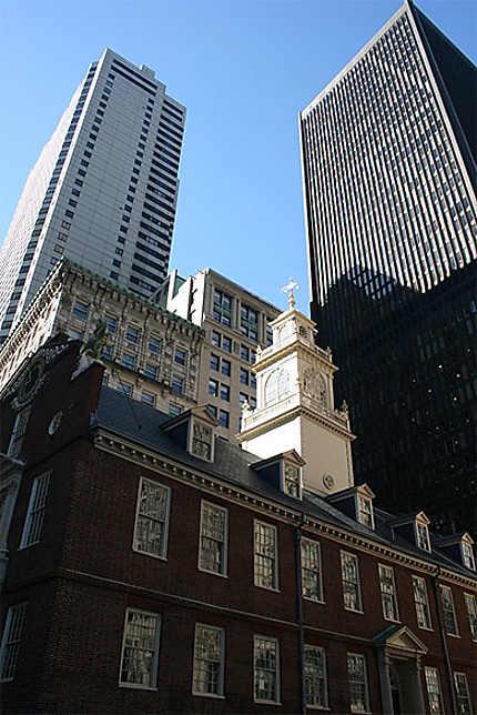 Old State House de Boston