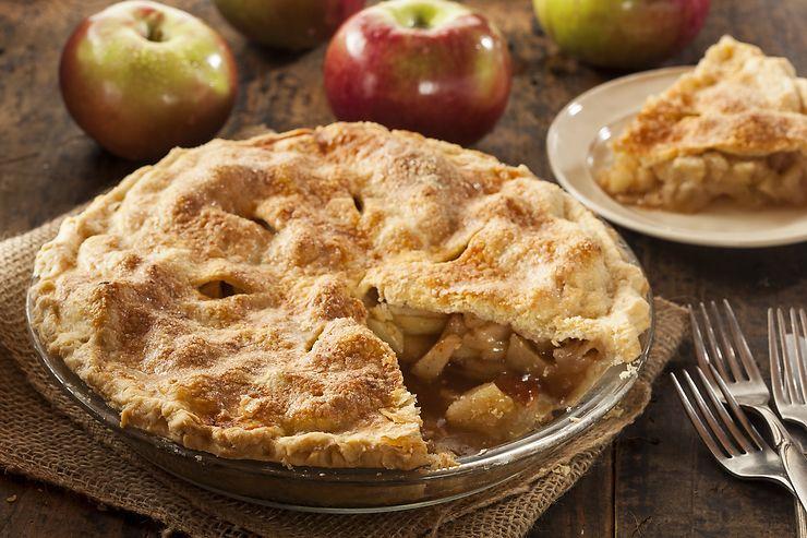 Apple pie – Grande-Bretagne