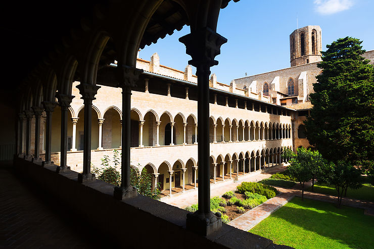 Sarrià, en passant par le monastère de Pedralbes