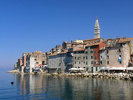 L'Istrie, la Croatie version latine