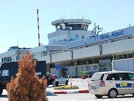 L'aéroport de Varna