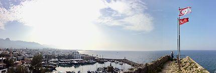 Panoramique de Kyrénia