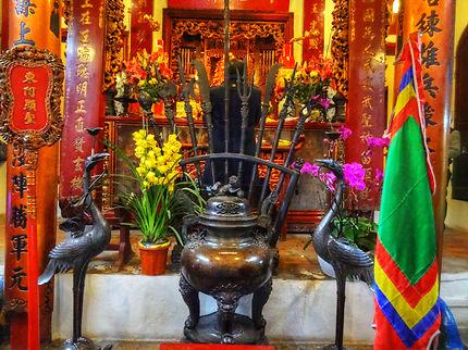 Temple Ngoc So'n à Hanoi