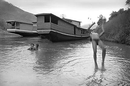 le mékong, le fleuve rouge