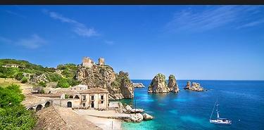 Voyage de rêve en Sicile jusqu
