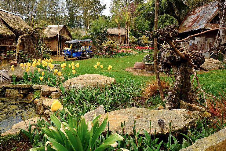 Sortie familiale au Tropical Parc